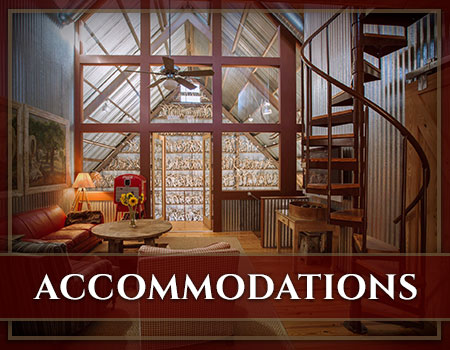 Cinco Canyon Ranch Lodging & Accommodations